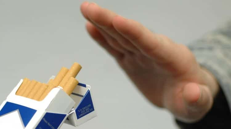 Five Reasons To Give Up Smoking