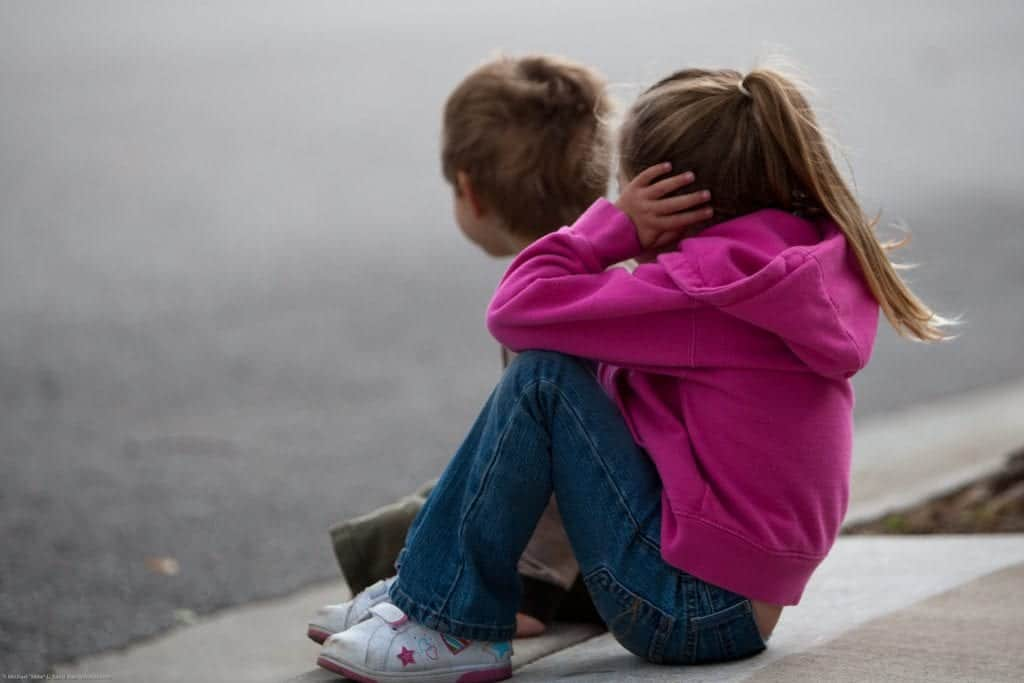 Helping Your Child Cope Through Divorce