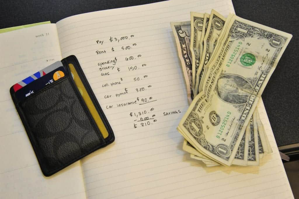 Spending below income results in fiscal freedom