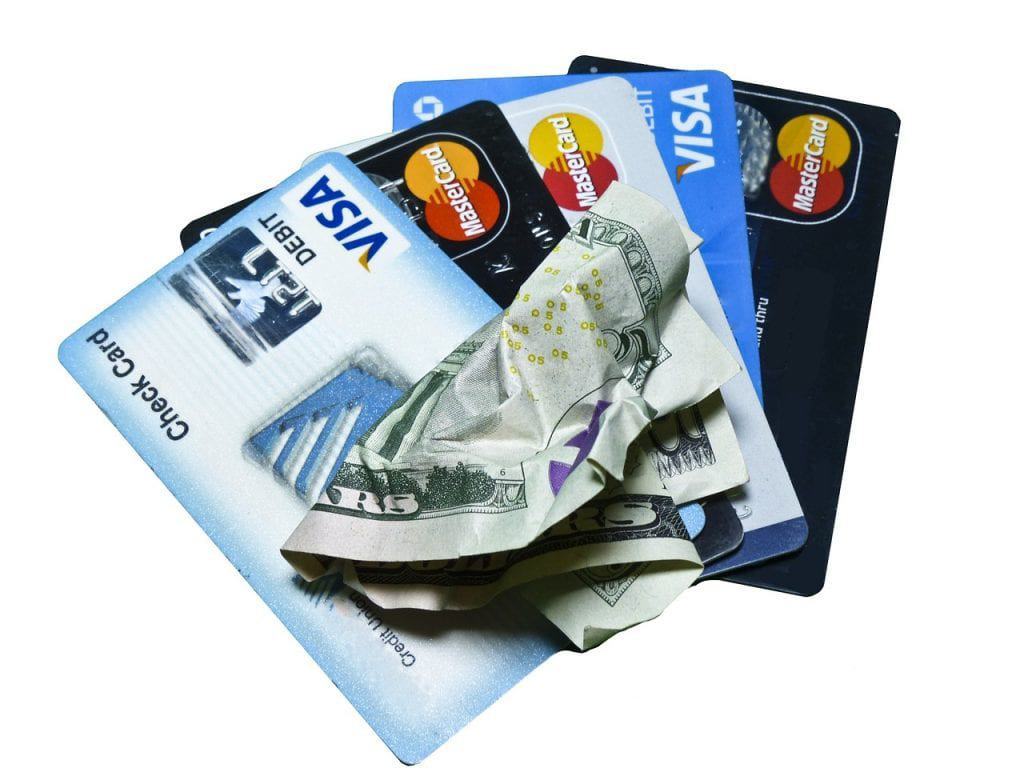 extra money with credit card
