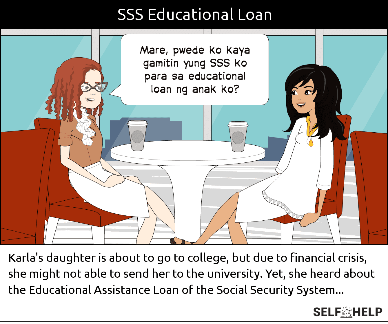 SSS Educational assistance loan