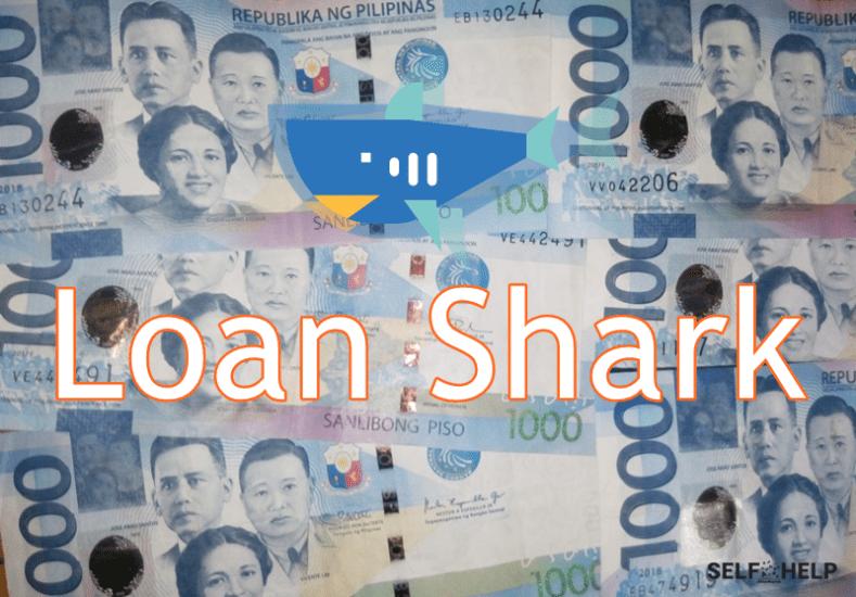 loan shark philippines
