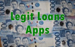 Legit Loan Apps - Cash Loans Online Philippines
